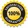 Satisfaction Guaranteed Seal